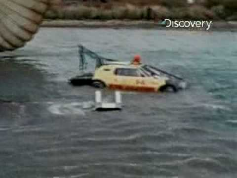 Destroyed in Seconds - Jet Car Daredevil