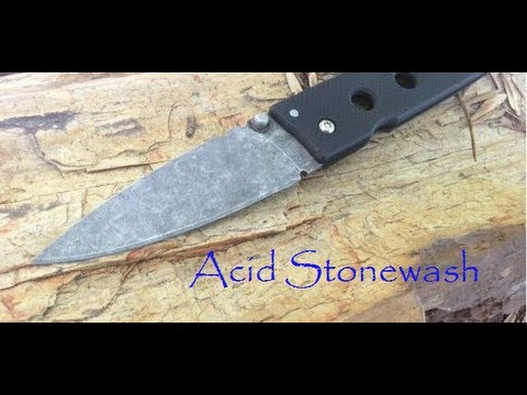 Heavy Acid Stonewash Tutorial