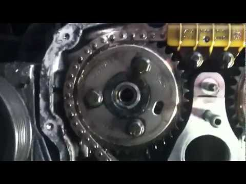 Ford Transit timing chain tensioner Part 1