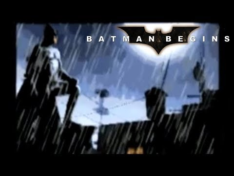 Batman Begins (GBA) walkthrough part 1