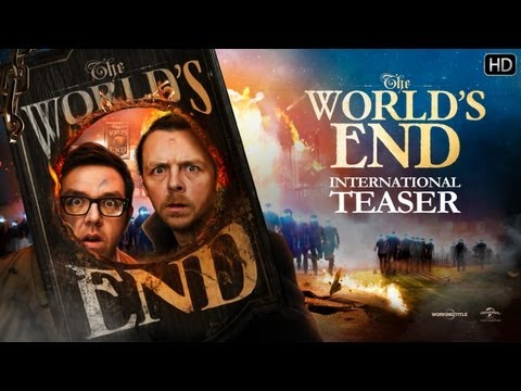 In cinemas July 19 http://www.theworldsendmovie.co.uk Follow us on Facebook - http://www.facebook.com/theworldsendmovieuk Follow us on Twitter - http://www.t...