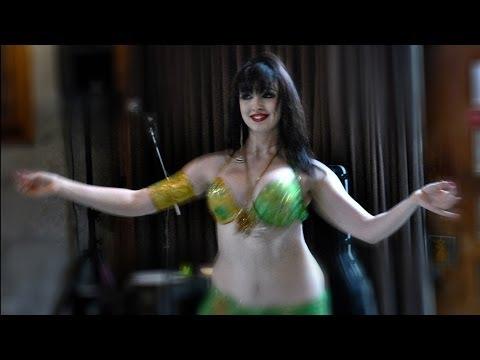 Shahrzad, Balliceaux Rva, Bellydance Brunch Cabaret video