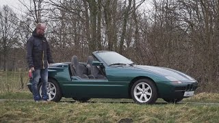 BMW Z1 review