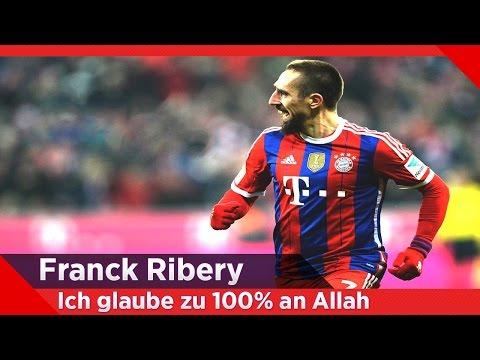 Franck Ribery - Ich glaube zu 100% an Allah