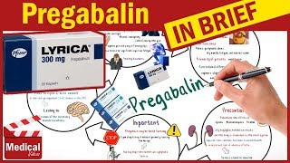 Pregabalin ( Lyrica ): What Is Lyrica Used For ? Pregabalin Mechanism Of Action & Side Effects