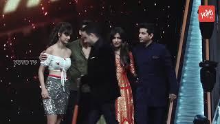BAAGI 2 Actors Tigar Shroff And Disha Patani On Set of DID Lil Masters Show