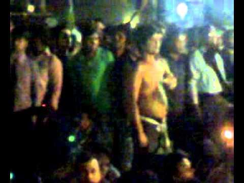 One night at Shahbagh,Dhaka 7th February 2013 :)