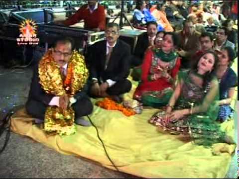 Devotional - TUNE MUJHE BULAYA SHERAWALIYE sung by - Kamal Anand...