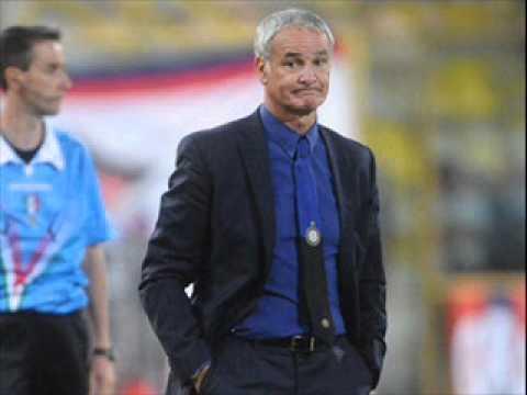 Imitazione Parodia Claudio Ranieri - pre Inter Juventus