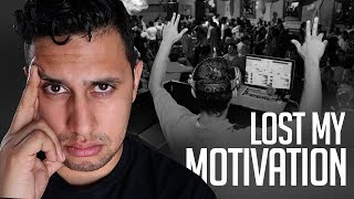 Real Talk: Lost my MOTIVATION TO DJ |  Have you ever wanted to QUIT DJ'ing?