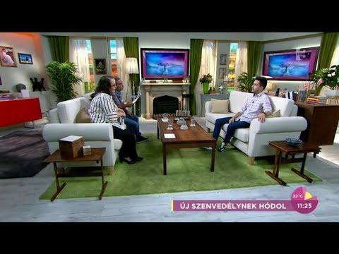 Interjú Pál Dénessel a Fem3 Café műsorában