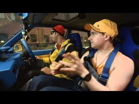 Ali G In The Car Rap