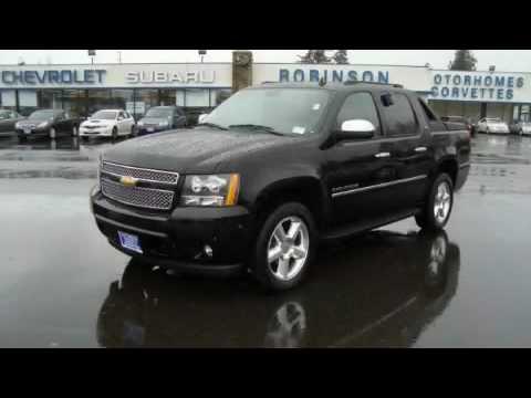 2010 Chevrolet Avalanche Marysville Wa Youtube