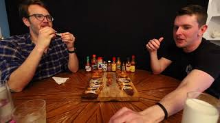 Two White Guys & The Hot Ones Challenge