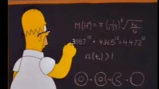 Trump Simpsons prediction not time travel