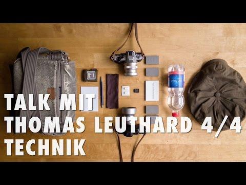 Talk Mit Thomas Leuthard 4/4 - Technik