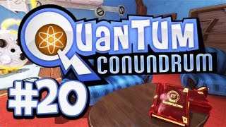Quantum Conundrum #20 - Let's Play Quantum Conundrum Gameplay German / Deutsch