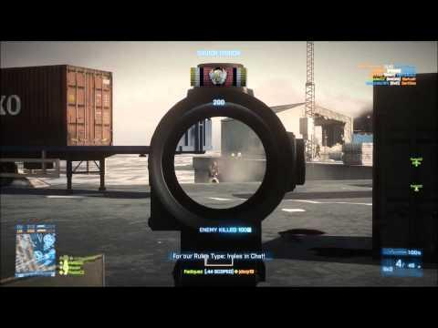 Battlefield 3 - Fun With Revolver