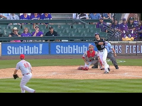 Stubbs clobbers walk-off three-run homer