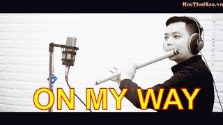 On My Way - Alan Walker, Sabrina Carpenter & Farruko ( Acoustic Cover ) Master Of Flute   PUBG