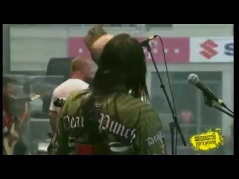 Five Finger Death Punch No One Gets Left Behind Live Rock Am Ring 2010