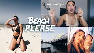 VLOG: Gold Coast, new Friends, illegaler SH*T & fuuunn 😝 -Adorable Caro