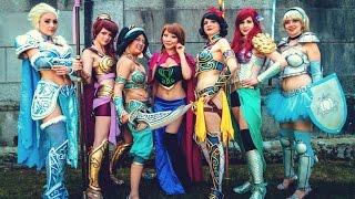2014 Anime Revolution Cosplay Showcase [1-2]