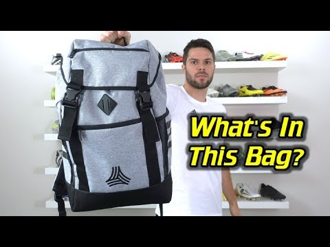 Over $1300 of the Best Football Gear! - What's In My Soccer Bag - June 2017