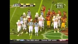 Texas vs USC National Championship Highlights 2006