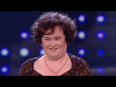 Susan Boyle Semi Final *EXTENDED EDITION* - Britain's Got Talent - (FULL HD QUALITY)
