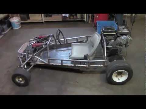 New Go Kart Build Update