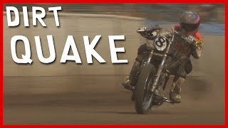 DIRT QUAKE : Serge Nuques, Guy Martin, des motos et de la boue !! (English subtitles)