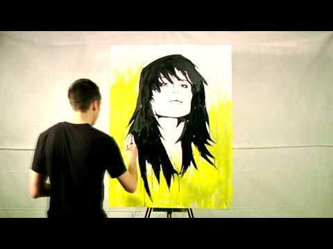 The Dead Weather - Alison Painting -