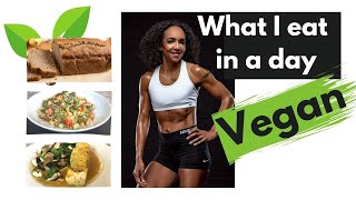 What I eat in a day vegan 2020 | HIGH PROTEIN PLANT BASED MEALS