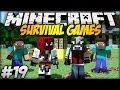 BLOW VS MANDZIO 2! - Survival Games / Igrzyska Śmierci #19