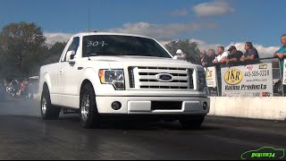 When Sleepers ATTACK - Violent Ford f150 Blown by Kenne Bell