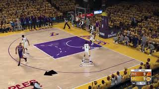 NBA2k18 Playoffs! FIRST ROUND GAME 1 [SUNS VS LAKERS]