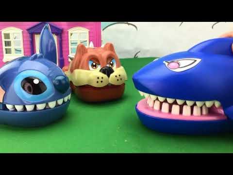 Shark vs Don't take Buster's Bones Toys Dinasour Toy
