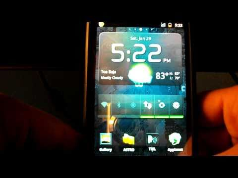 Htc Hd2 Android 2.3 Gingerbread