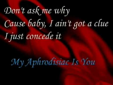 Katie Melua - My Aphrodisiac Is You (lyric)