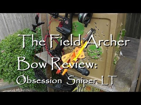 The Archery Review: Obsession Sniper LT
