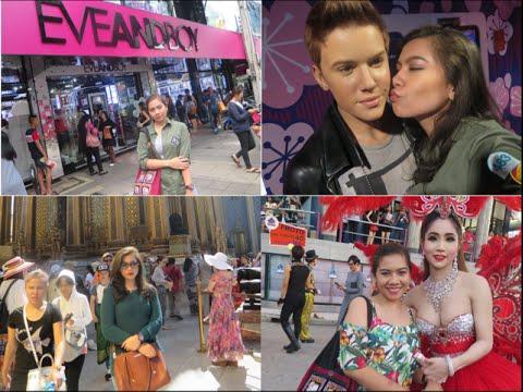 Travel Vlog : Bangkok, Pattaya, dan Brunei Darussalam 2016 | Jihan Putri