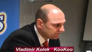 KooKoo-Sport lehdistö 10.10.2009