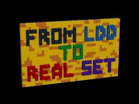 How to building a LEGO set using Lego Digital Designer LDD