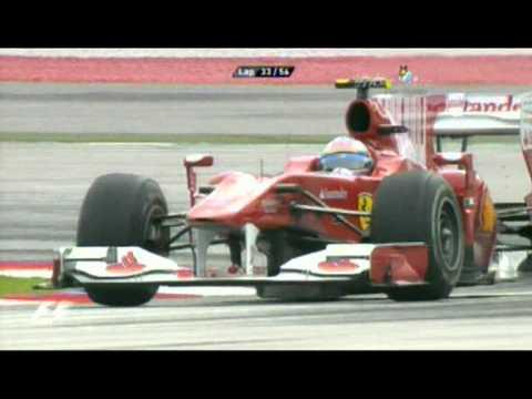 Formula 1 Malaysia 2010