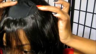 20. | D.I.Y. How To: Making A Wig With Chinese Blunt Bangs Straight Hair Gweni*Lavay