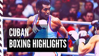 CUBAN BOXING HIGHLIGHTS 2
