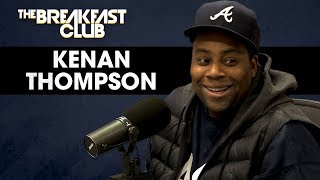 Kenan Thompson Talks Longevity On SNL, Nickelodeon Reboots, Steve Harvey Impressions + More