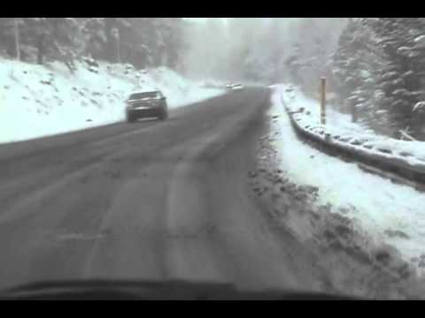 Daniel Trudell - Winter Snow Trip to Flagstaff, Arizona
