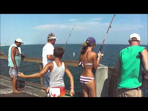 King Mackerel @ Navarre Beach Fishing Pier 7/1/11